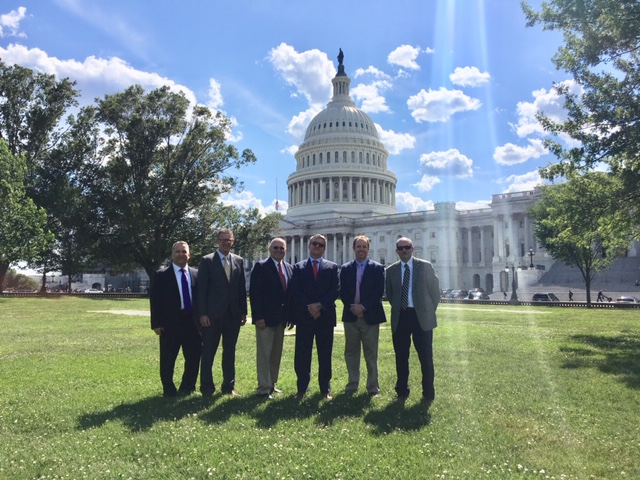 A Day on the Hill with the National Turfgrass Federation