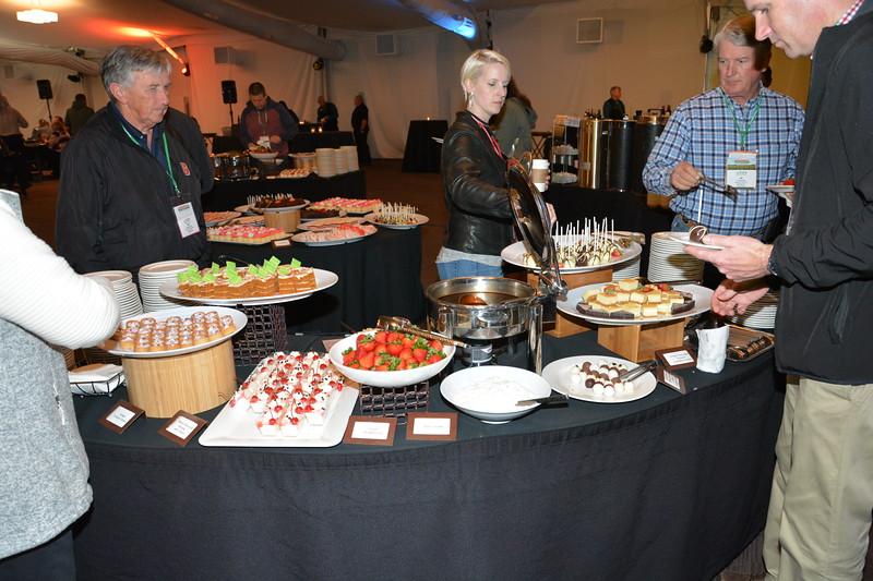TLI Valentine's Day Dessert Reception Raises $123,000