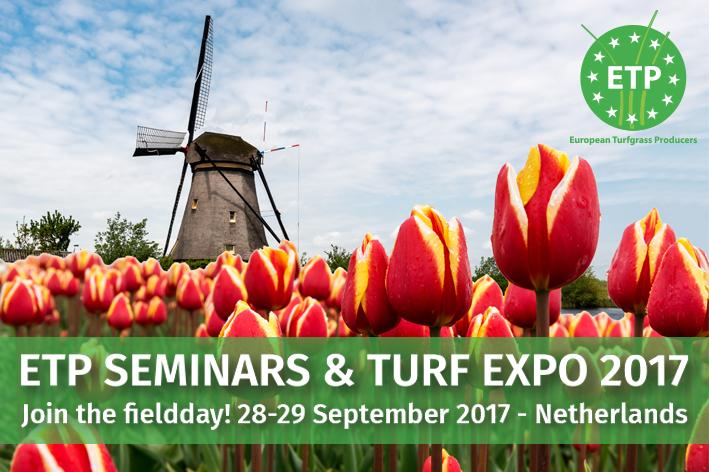 2017 European Turfgrass Producers Seminar & Expo