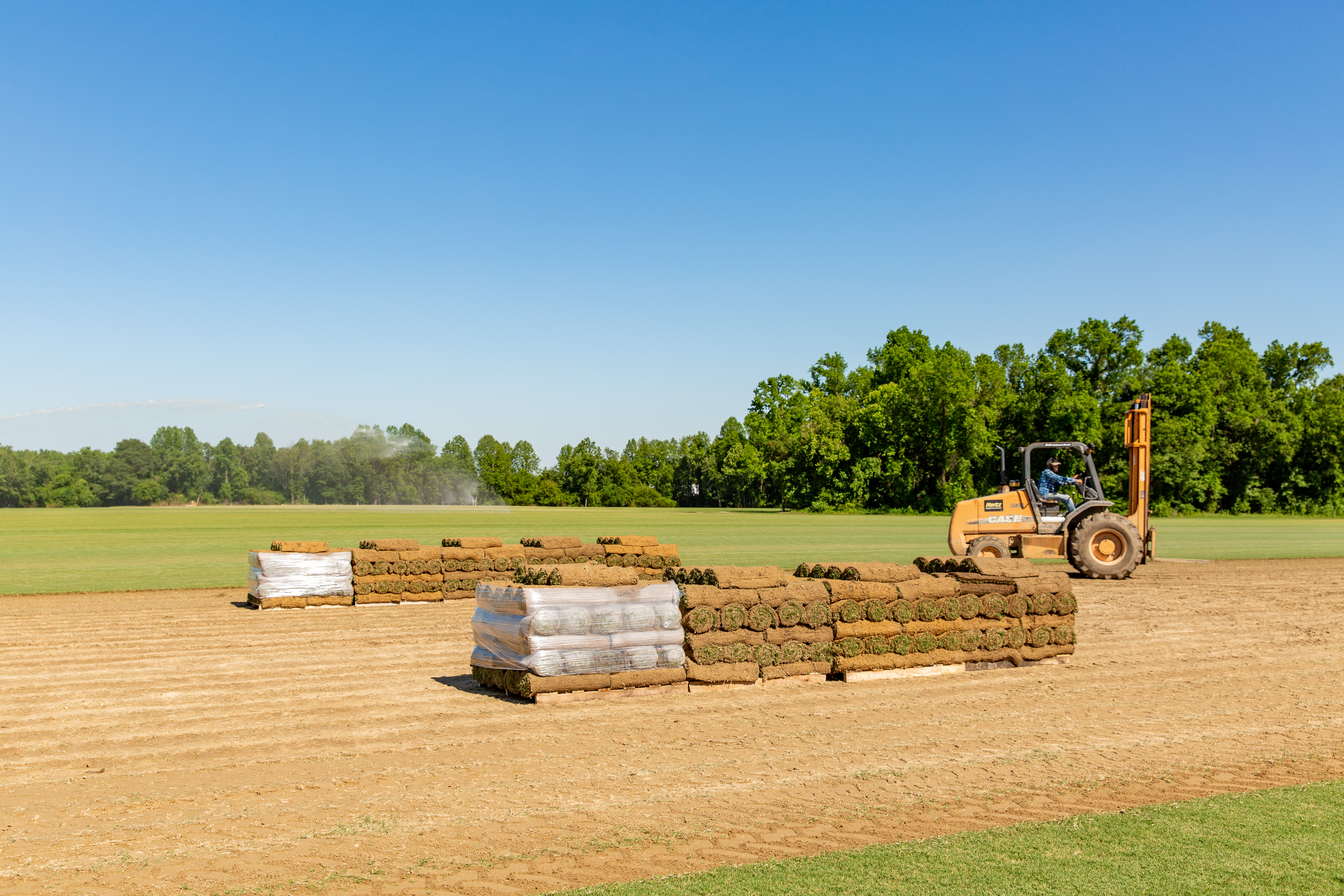 2017 USDA Agriculture Census for Sod Production