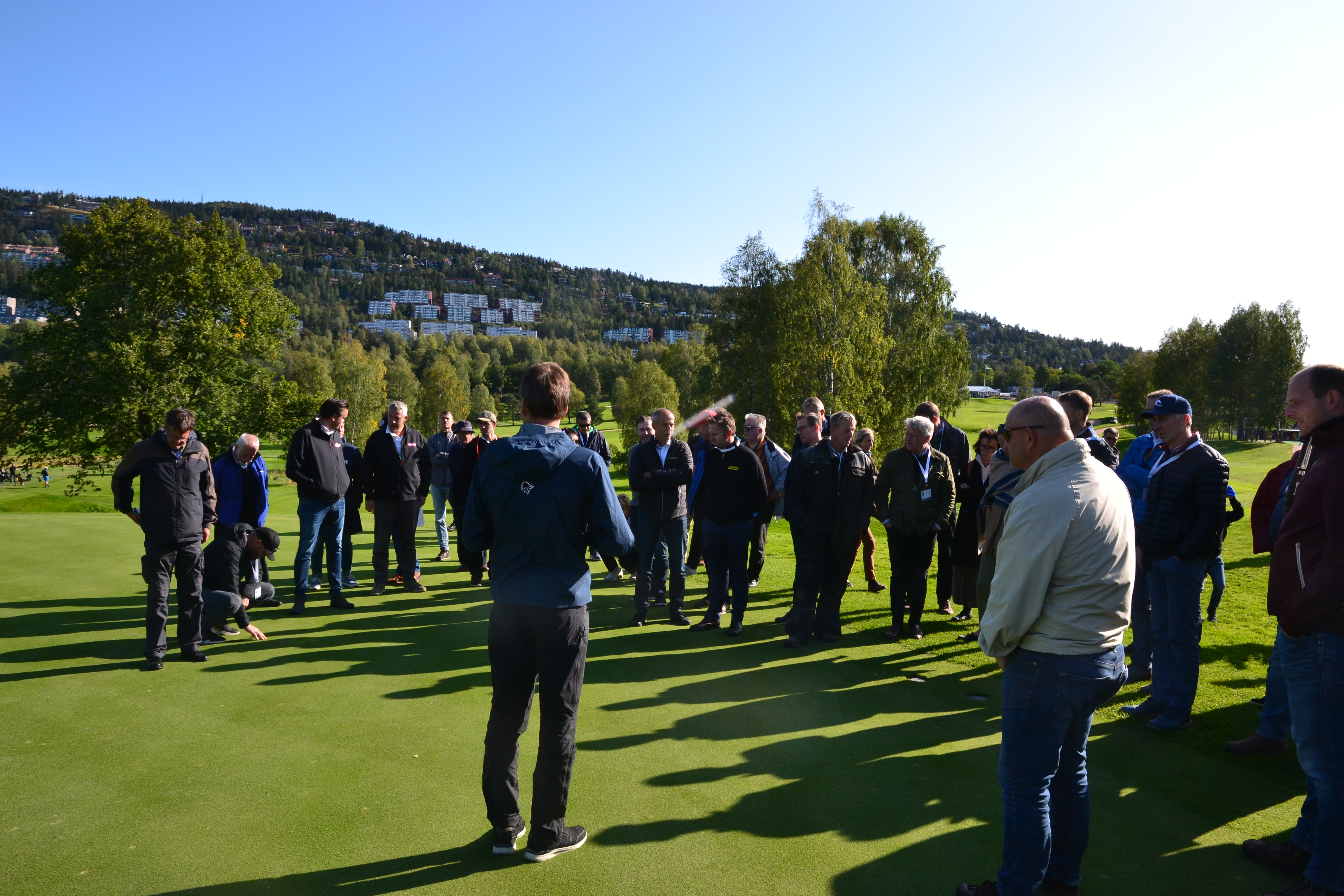 ETP Farm Tours in Oslo, Norway from September 12-13 2019