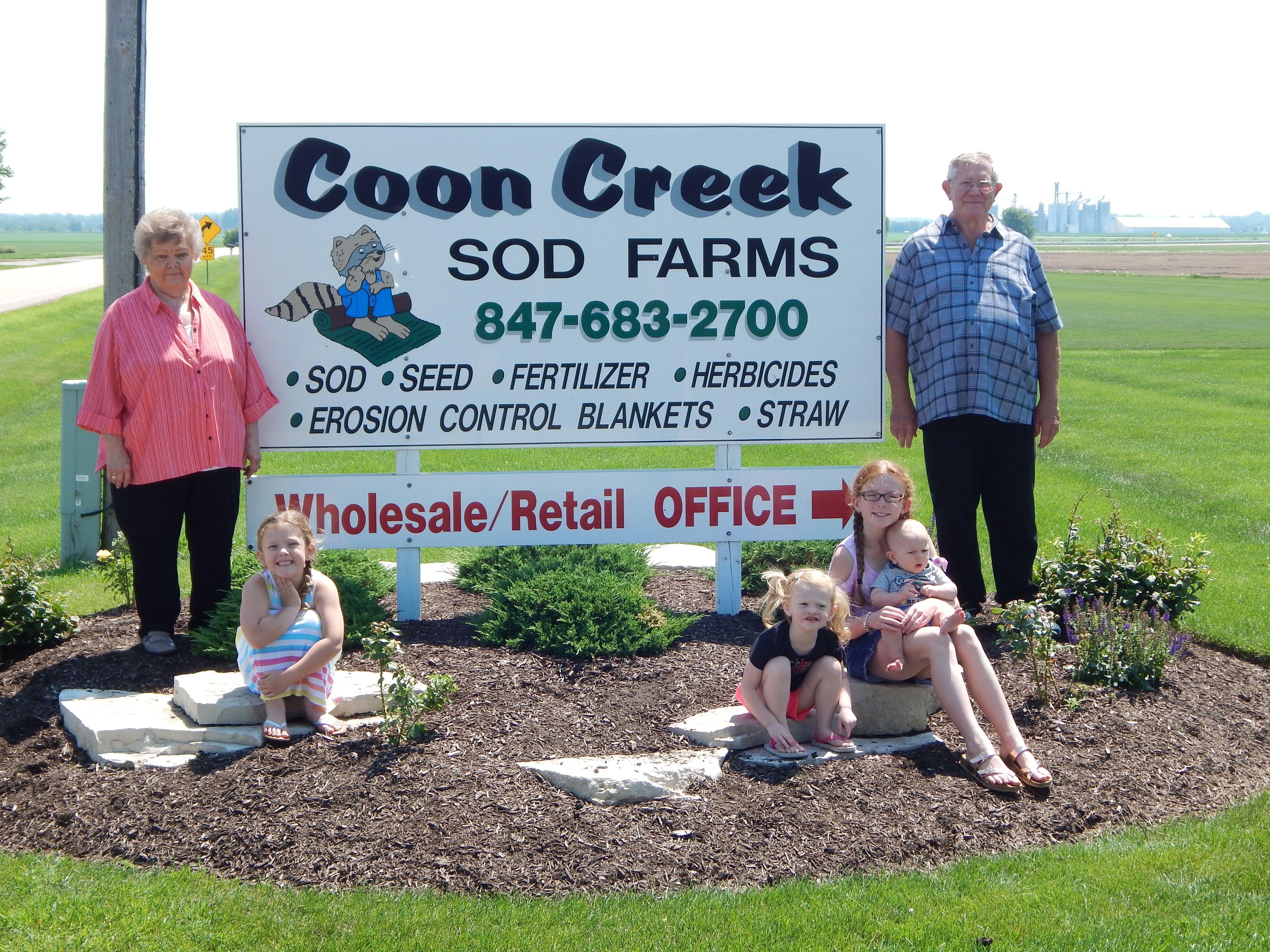 coon creek sod farms