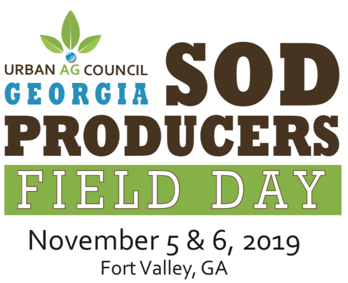 2019 Georgia Sod Producers Field Day, Nov 5-6 in Fort Valley, GA