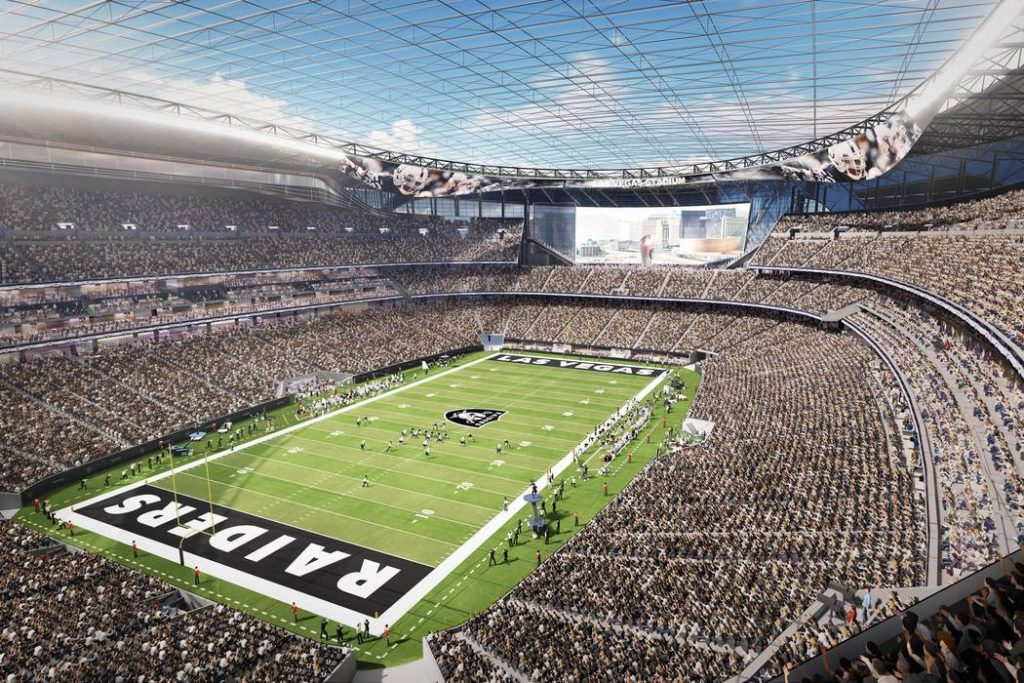 raiders stadium