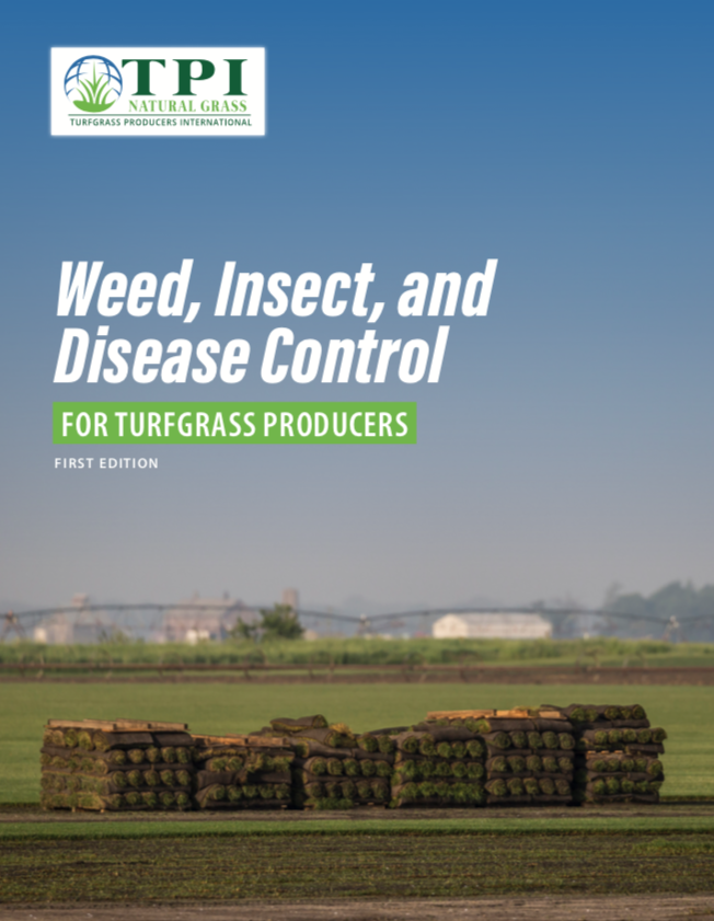 TPI Releases Weed, Insect, & Disease Control For Turfgrass Producers