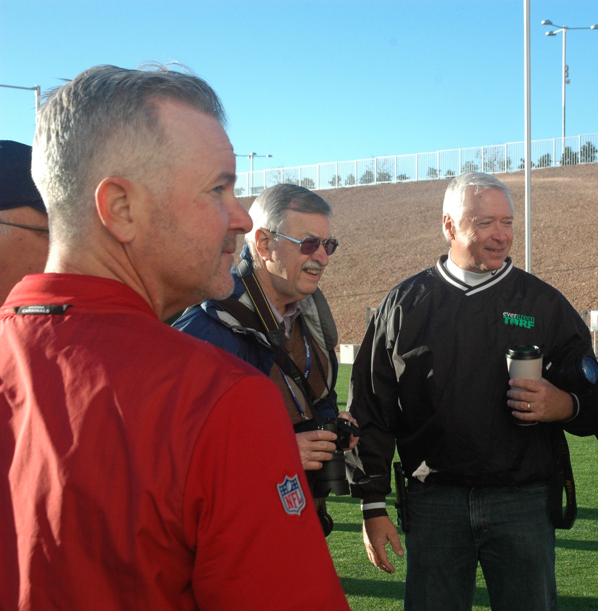 NFL Field Managers Symposium Hosts Sod Producers